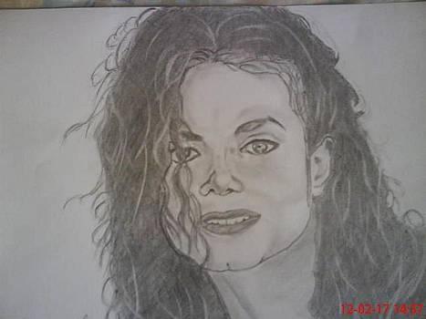 Michael Jackson by Roland Budai