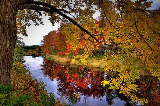 Midcoast Autumn  by Kevin Kratka