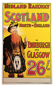 Andrew Murray - Midland Railway to Scotland