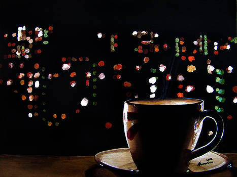 Midnight Brew by Kayleigh Semeniuk