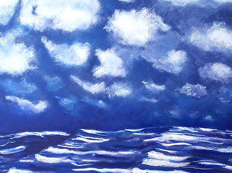 Midnight Sea by Jon Shepodd