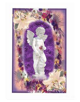 Midsummer Angel by Nadene Merkitch
