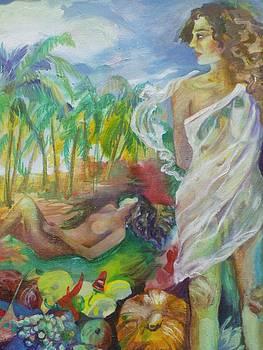 Midsummer Island by Louhanne Trainor