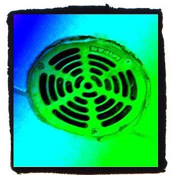 Mifab Drain #drain #grate #circular by Michael Witzel