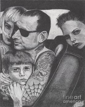 Mike Ness by Jeff Ridlen