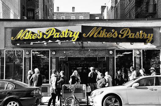 Mikes Pastry in Boston 2011 by Joseph Duba