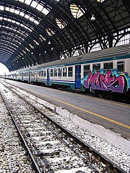 Milan Italy Fine Art Print by Ian Stevenson