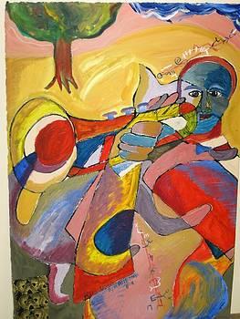 Miles Davis by Armando Alleyne