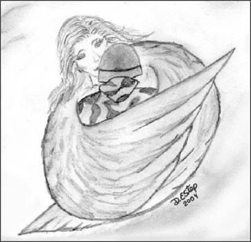 Military Angel by Debra Estep