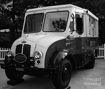 Milk Truck by Ronald Williamson