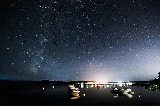 Milky Way by Domagoj Borscak