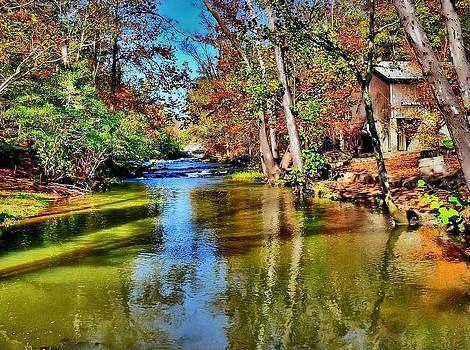 Mill Creek by Rick Davis