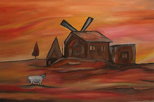 Mill by Yaron Ari