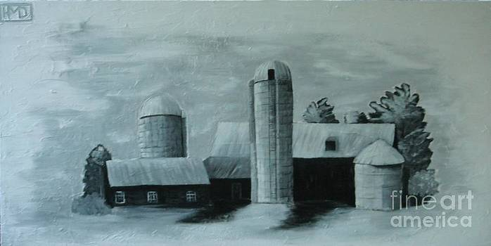 Millar Farm by Holly Donohoe