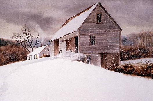 Mim's Barn by Karol Wyckoff