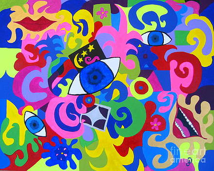 Mind Fiesta by Denise Hopkins