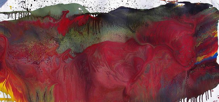Mind landscape by Stefan Maguran
