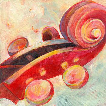 Mini Cello by Susanne Clark