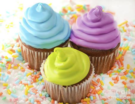 Mini Cupcakes by Anna Crowder