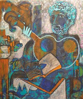 Minstrel by Bruce McMillan