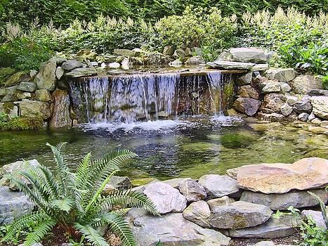Diana Cox - Minter Garden Falls