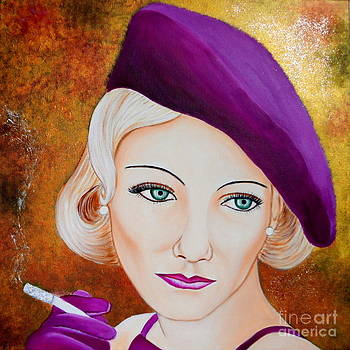 Mirada De Glamour-3 by Carmen Junyent
