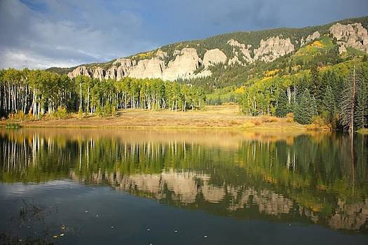 Drusilla Montemayor - Mirror Lake