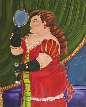 Mirror by Marisol DAndrea