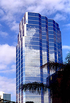 Stuart Brown - Mirrored Building In Miami