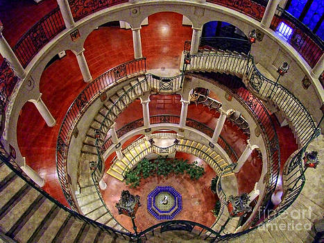 Mission Inn Rotunda by David Ricketts