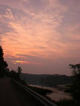 Misty Sun Down by Megan Maloney