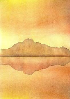 Hakon Soreide - Misty Sunset
