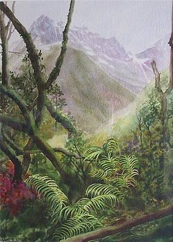 Mitre Peak by Karol Wyckoff