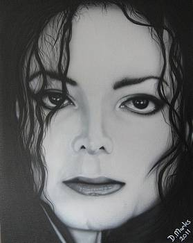 Mj by Darrell Marks