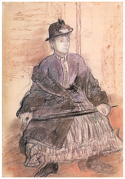 Edgar Degas - Mlls Sanlaville