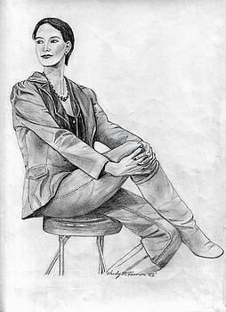 Model by Wendy McKennon