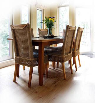 Simon Bratt Photography LRPS - Modern dining room