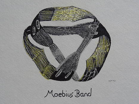 Nancy Fillip - Moebius Band