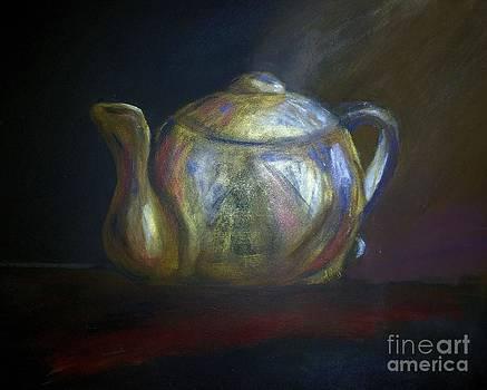 Mom's Teapot - Alice by AE Hansen