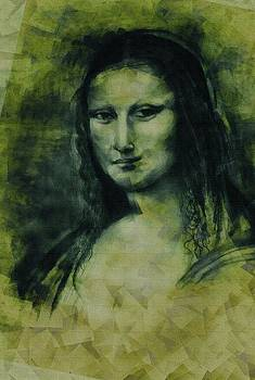 Mona Lisa by Alberto Galvez