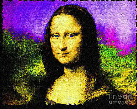 Mona.Nixo.09.12.1998. by Nicholas Nixo