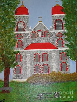 Monastery of St. Gertrude by Dawn Harrold