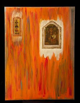 India Cain - Monastery Windows