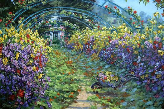 Monet's Autumn by L Diane Johnson