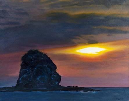 Monkey Head Island by Pamela Bell