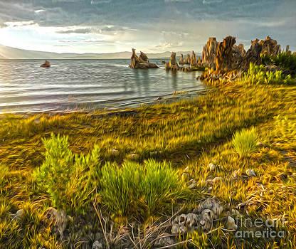 Gregory Dyer - Mono Lake - 07