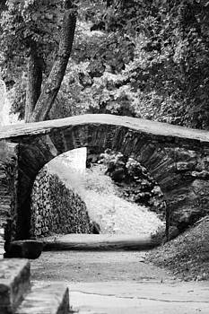 Monochrome Arch by Bianca Baker