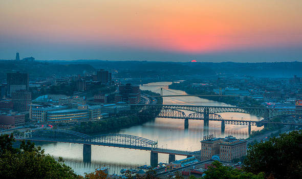 David Hahn - Monongahela Morning