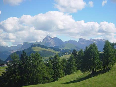Montagne by Niki Mastromonaco
