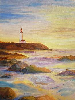 Montauk Point by Lori Chase